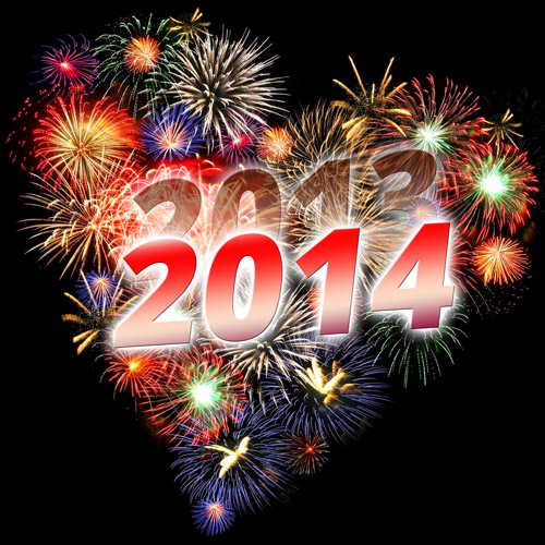Ik wens jullie een geweldig 2014...